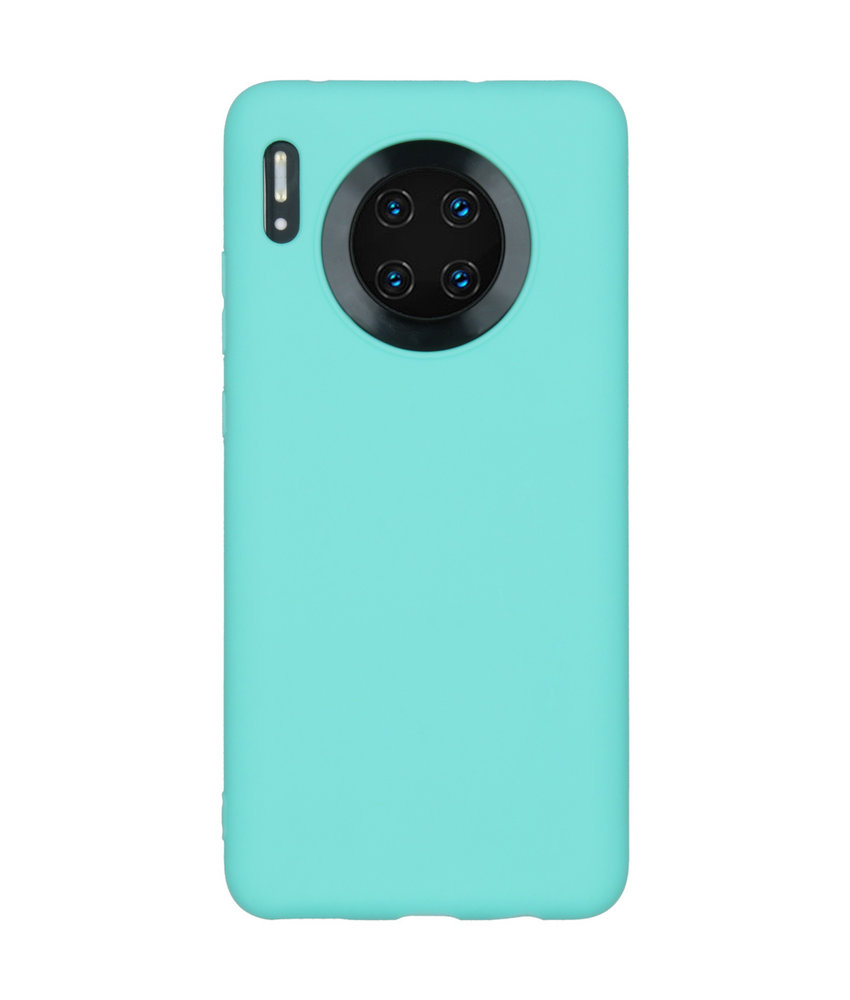 iMoshion Color Backcover Huawei Mate 30 - Mintgroen