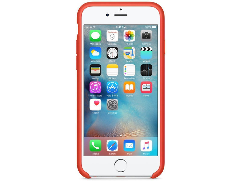 iPhone 6 / 6s hoesje - Apple Silicone Backcover voor