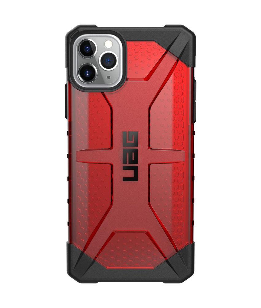 UAG Plasma Backcover iPhone 11 Pro Max - Magma Red