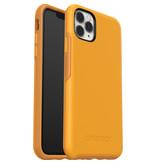 OtterBox Symmetry Backcover voor de iPhone 11 Pro Max - Geel
