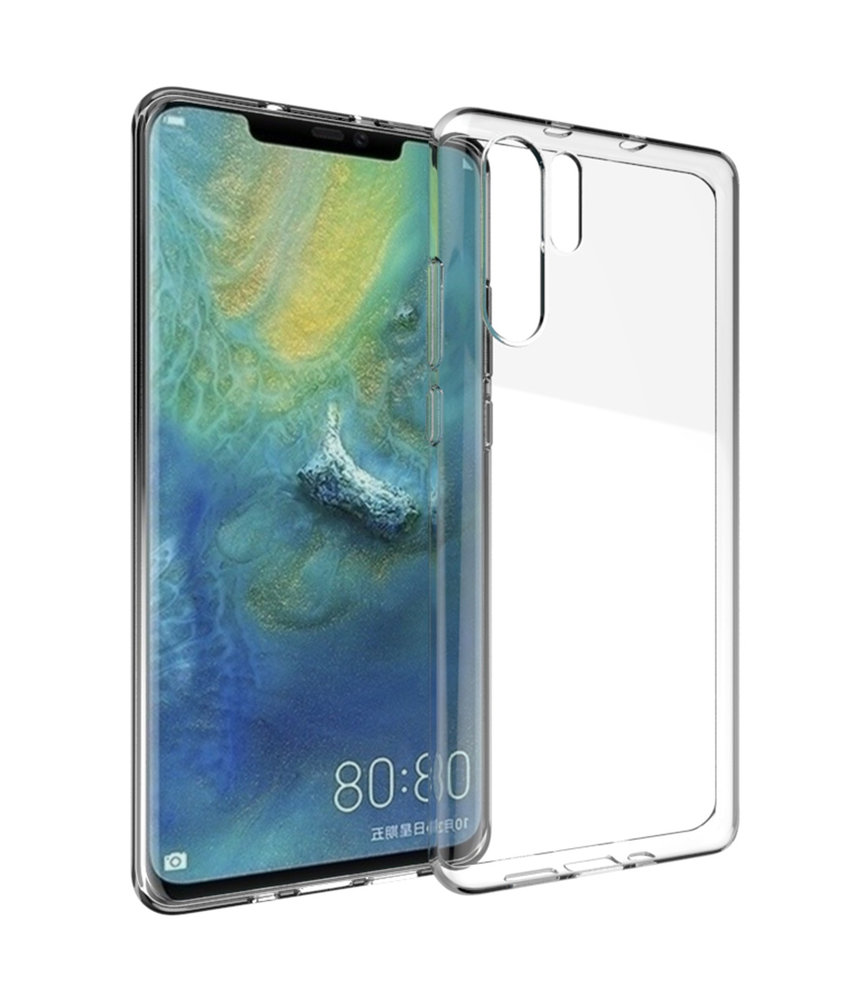 Accezz Clear Backcover Huawei P30 Pro - Transparant