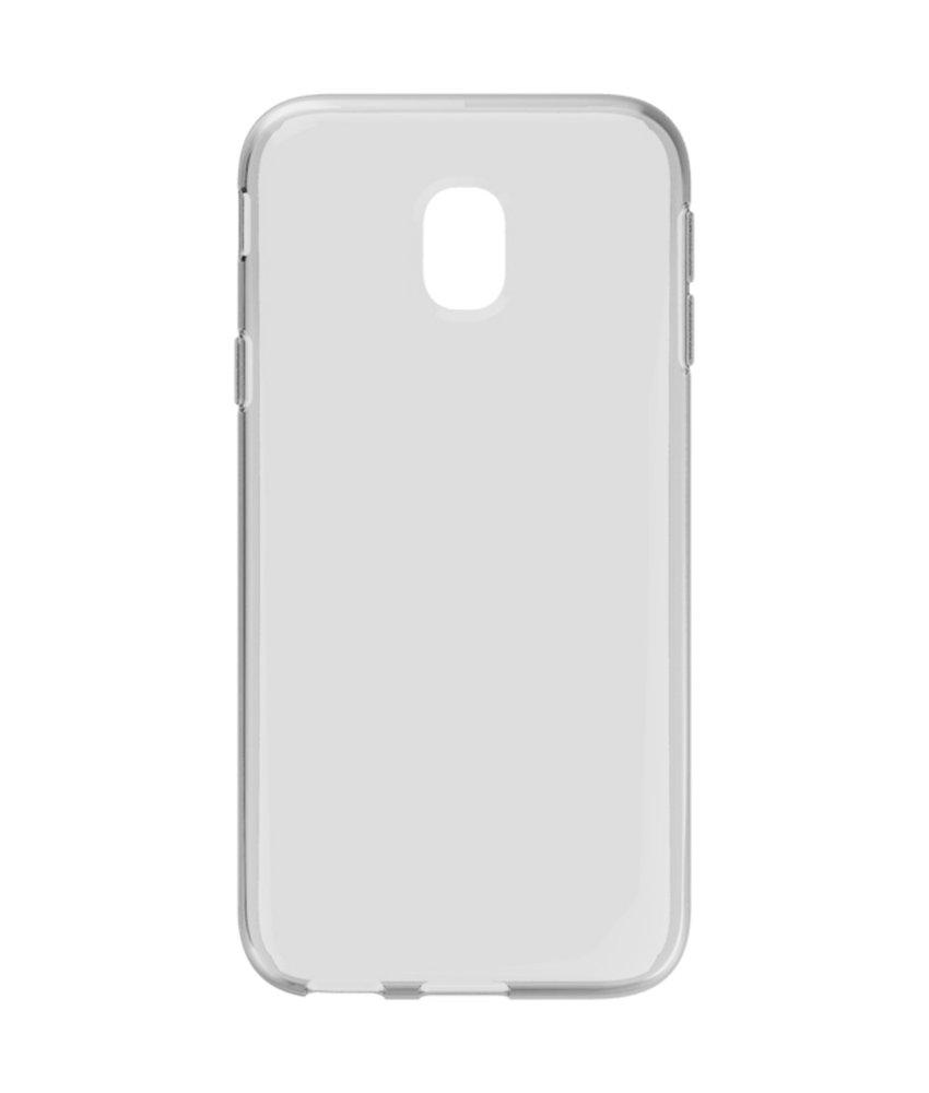 Accezz Clear Backcover Samsung Galaxy J3 (2017) - Transparant