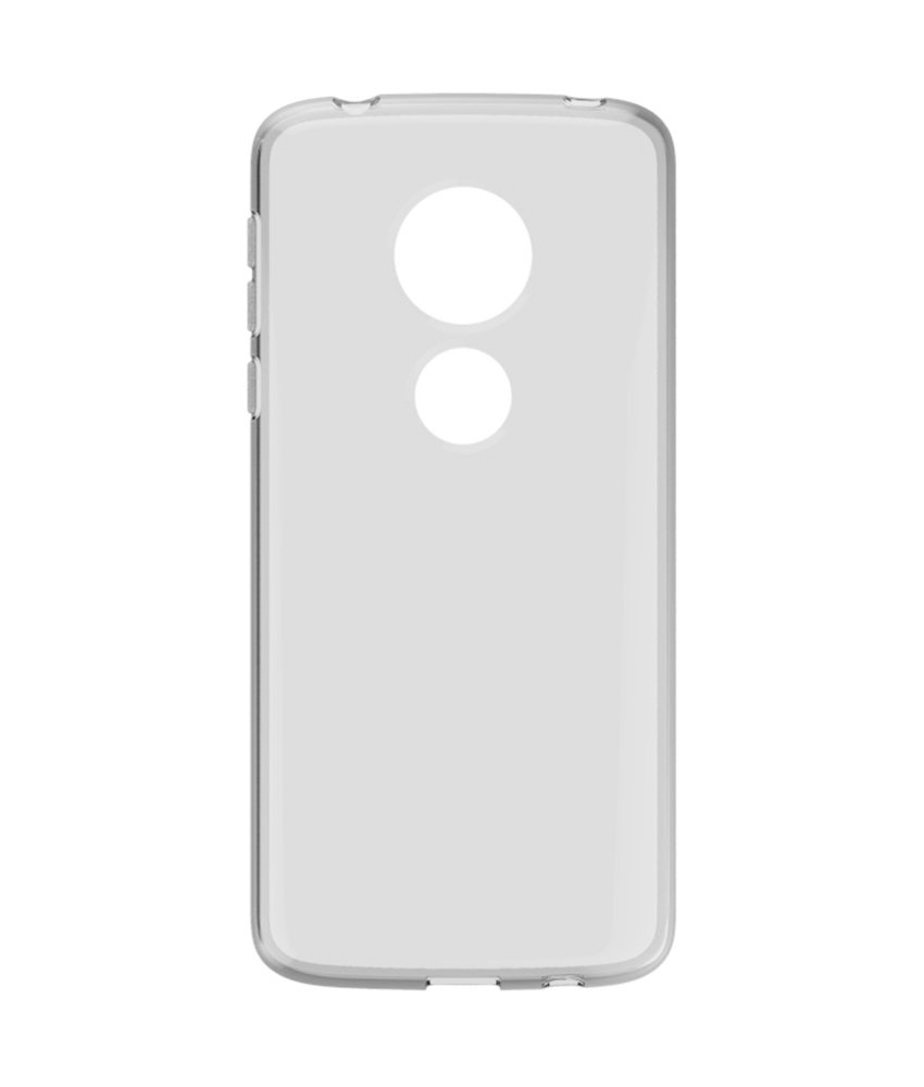 Accezz Clear Backcover Motorola Moto E5 / G6 Play