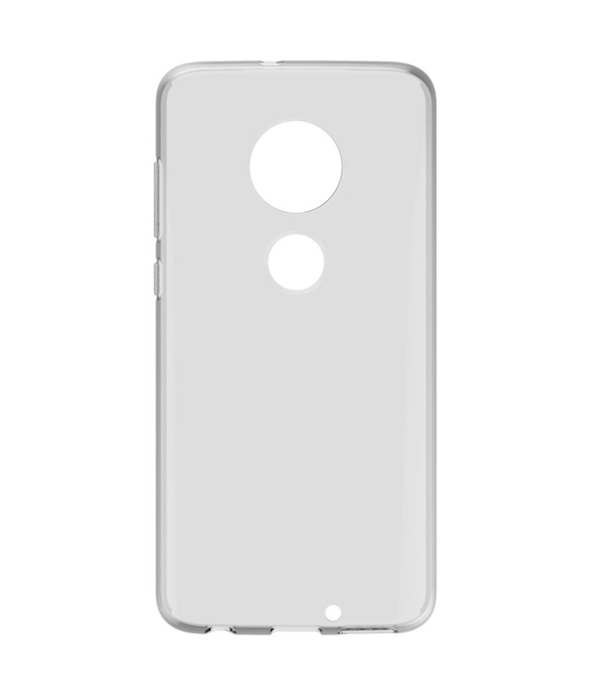 Accezz Clear Backcover Motorola Moto G7 / G7 Plus - Transparant