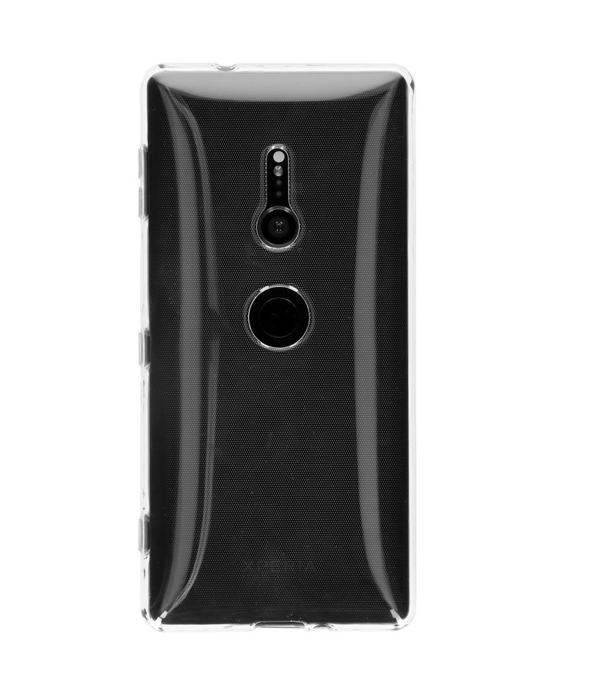 Accezz Clear Backcover Sony Xperia XZ2