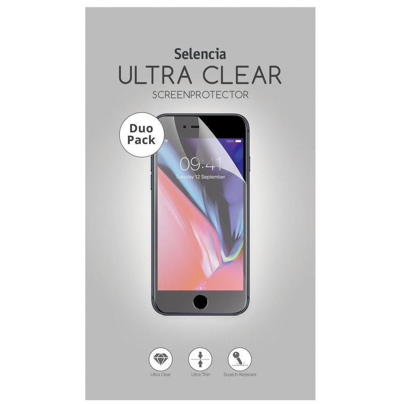 Selencia Duo Pack Screenprotector iPhone 8 Plus / 7 Plus / 6(s) Plus