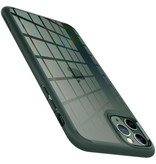 Spigen Ultra Hybrid Backcover voor de iPhone 11 Pro - Groen