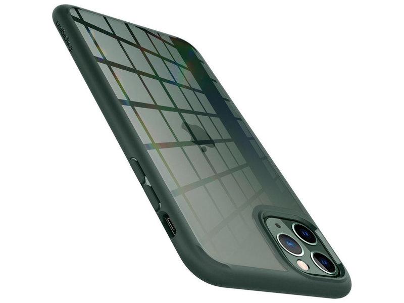 iPhone 11 Pro hoesje - Spigen Ultra Hybrid Backcover