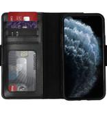 Twelve South BookBook Case voor de iPhone 11 Pro - Zwart