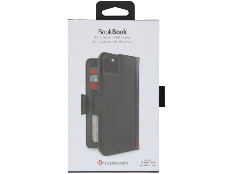 iPhone 11 Pro hoesje - Twelve South BookBook Case