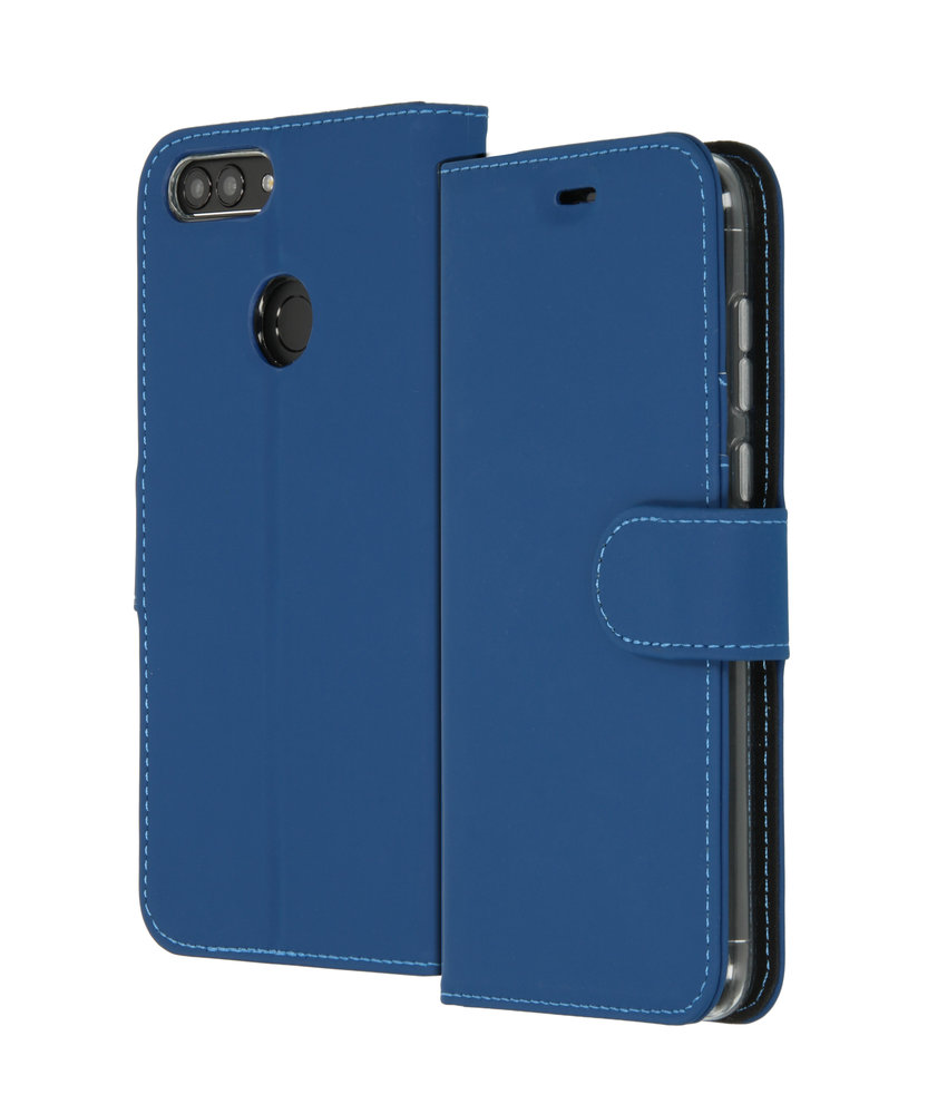 Accezz Wallet Softcase Booktype Huawei P Smart