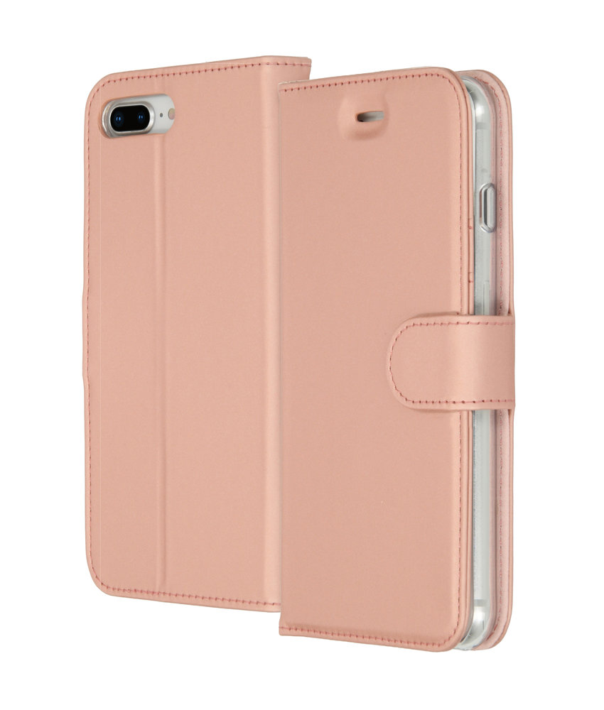 Accezz Wallet Softcase Booktype iPhone 8 Plus / 7 Plus