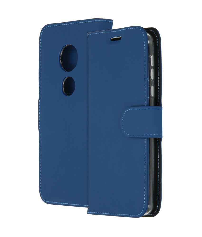 Accezz Wallet Softcase Booktype Motorola Moto E5 / G6 Play