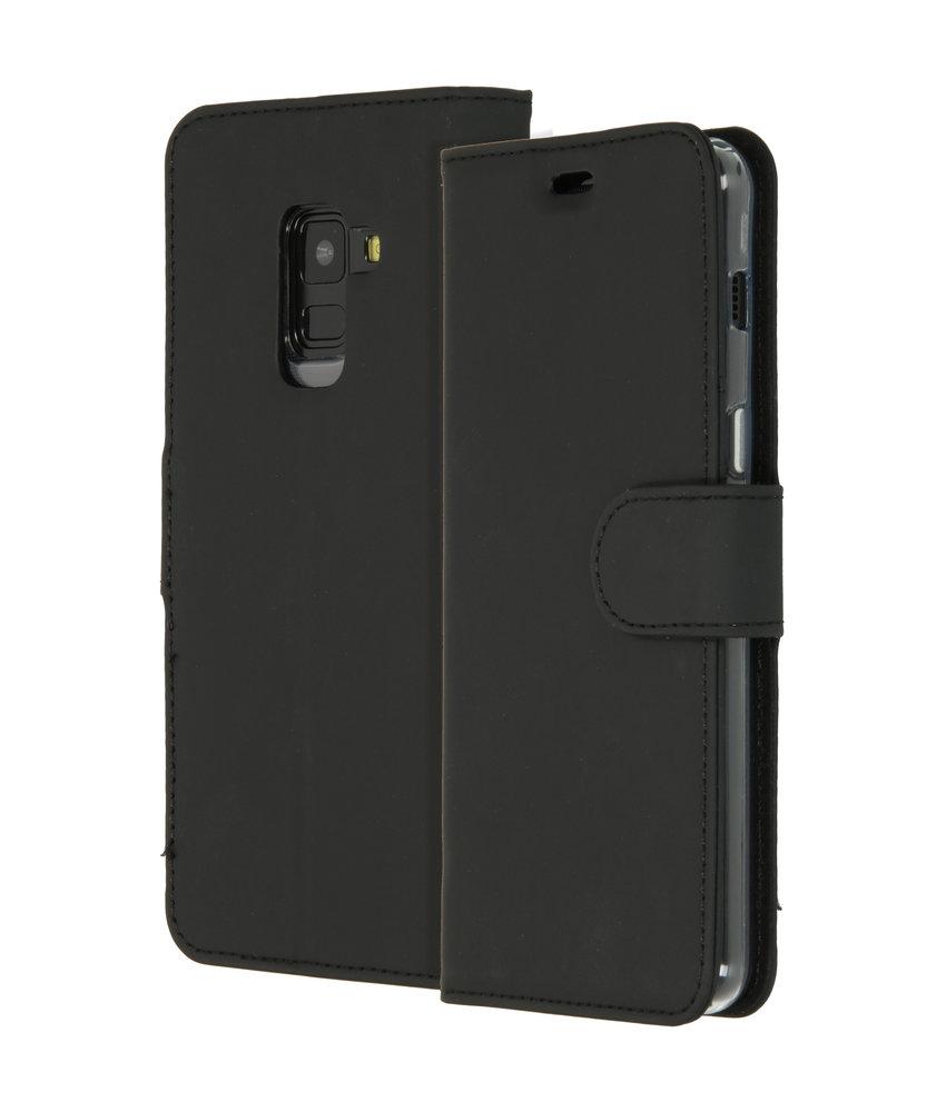 Accezz Wallet Softcase Booktype Samsung Galaxy A8 (2018)