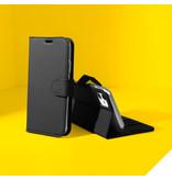 Accezz Wallet Softcase Booktype voor de Samsung Galaxy A20e - Zwart