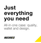Samsung Galaxy A20e hoesje - Accezz Wallet Softcase Booktype