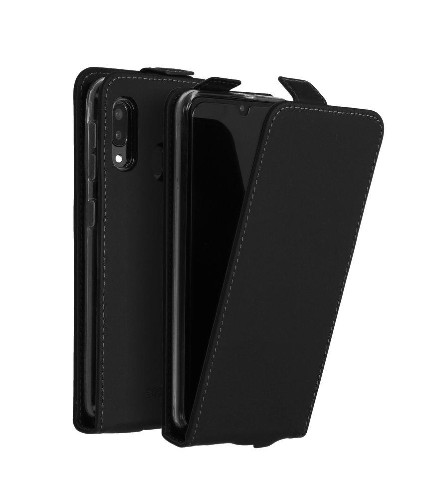 Accezz Flipcase Samsung Galaxy A20e - Zwart