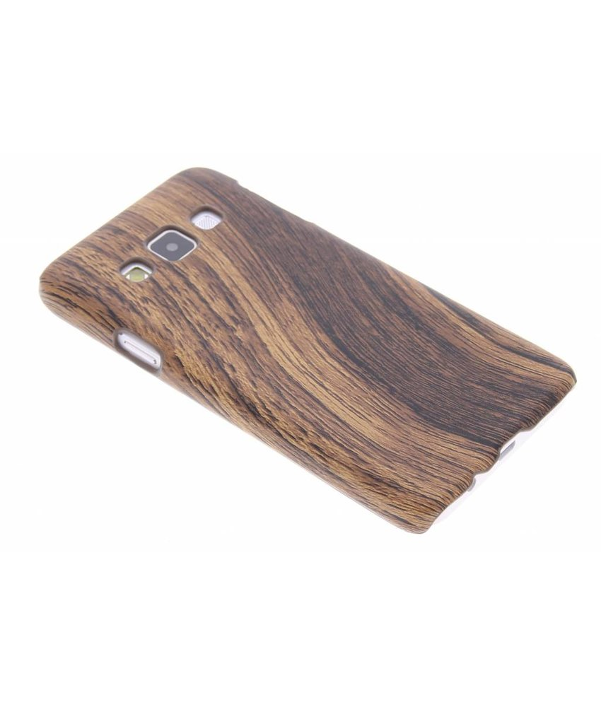 Hout Design Backcover Samsung Galaxy A3