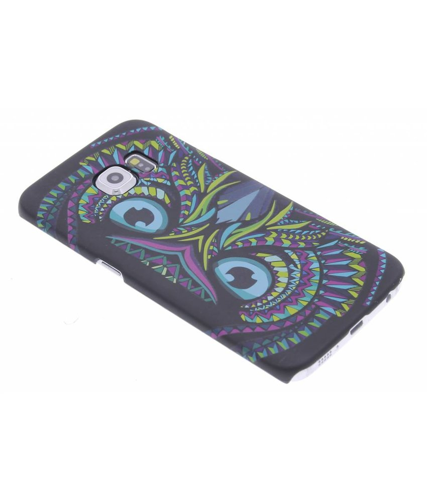 Design Hardcase Backcover Samsung Galaxy S6 Edge