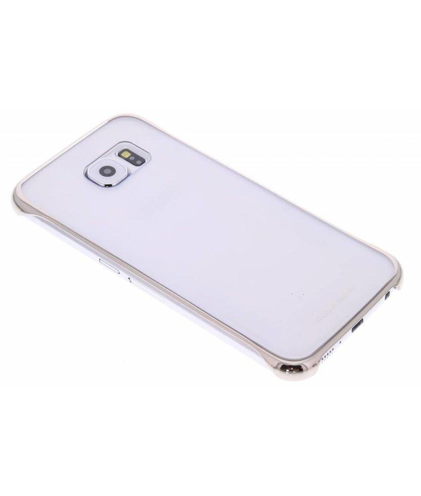 Samsung Clear Hardcase Backcover Samsung Galaxy S6