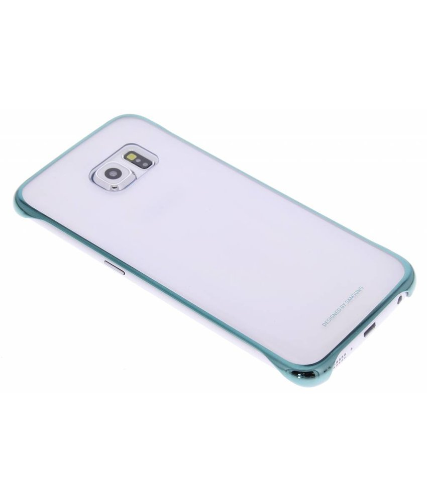 Samsung Clear Hardcase Backcover Samsung Galaxy S6 Edge