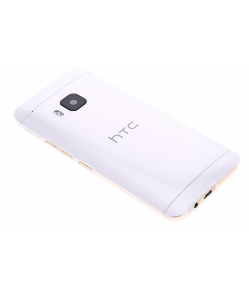 Ultra Thin Transparant Backcover HTC One M9