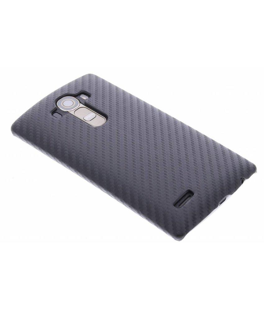 Carbon Hardcase Backcover LG G4