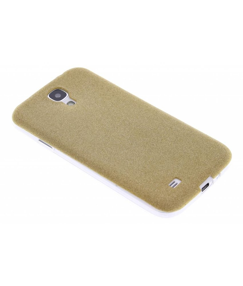 Glitter TPU siliconen hoesje Samsung Galaxy S4