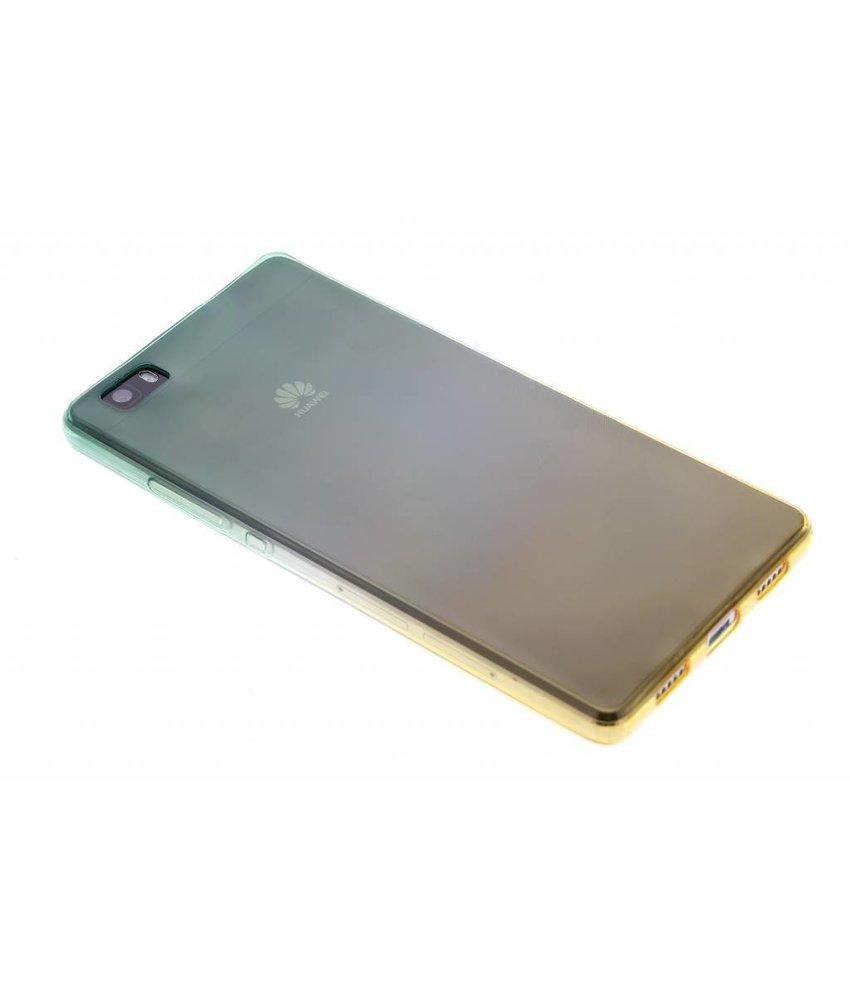 Tweekleurige Backcover Huawei P8 Lite