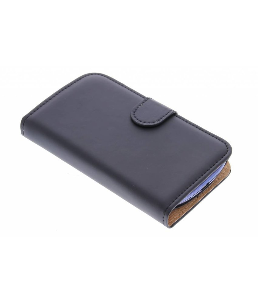 Selencia Luxe Hardcase Booktype Samsung Galaxy S3 Mini