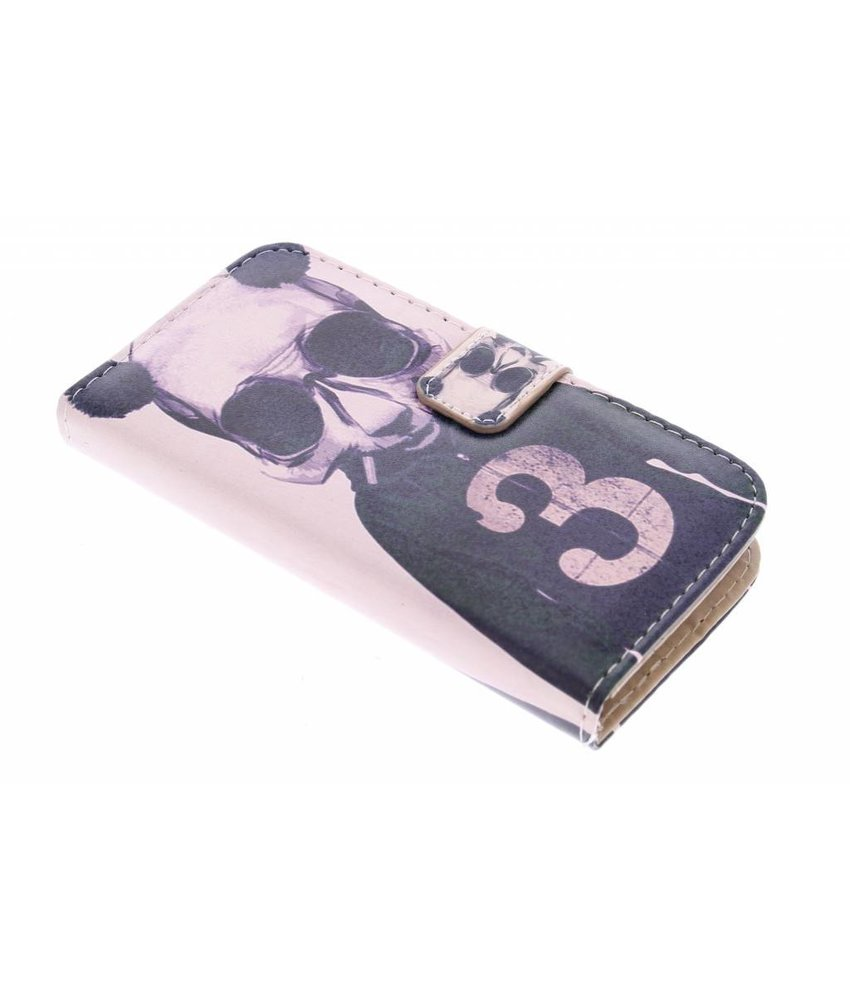 Design booktype hoes Samsung Galaxy S5 Mini