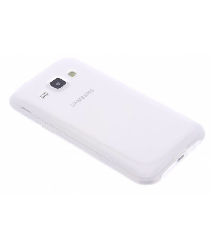 Ultra Thin Transparant Backcover Samsung Galaxy J1