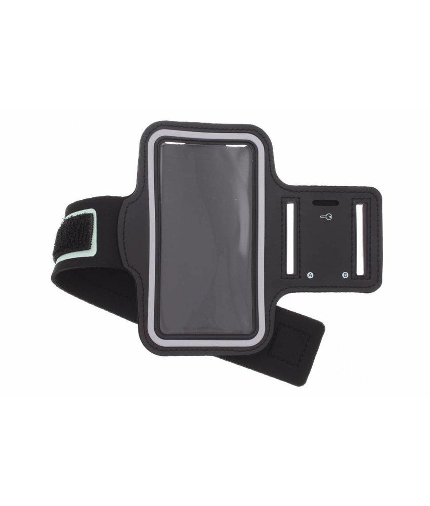 Zwart sportarmband Huawei P8 Lite (2017)