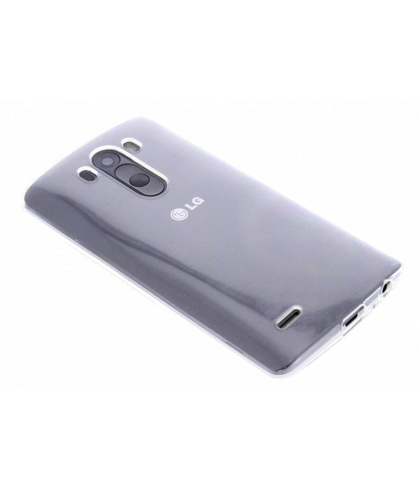 Softcase Backcover LG G3