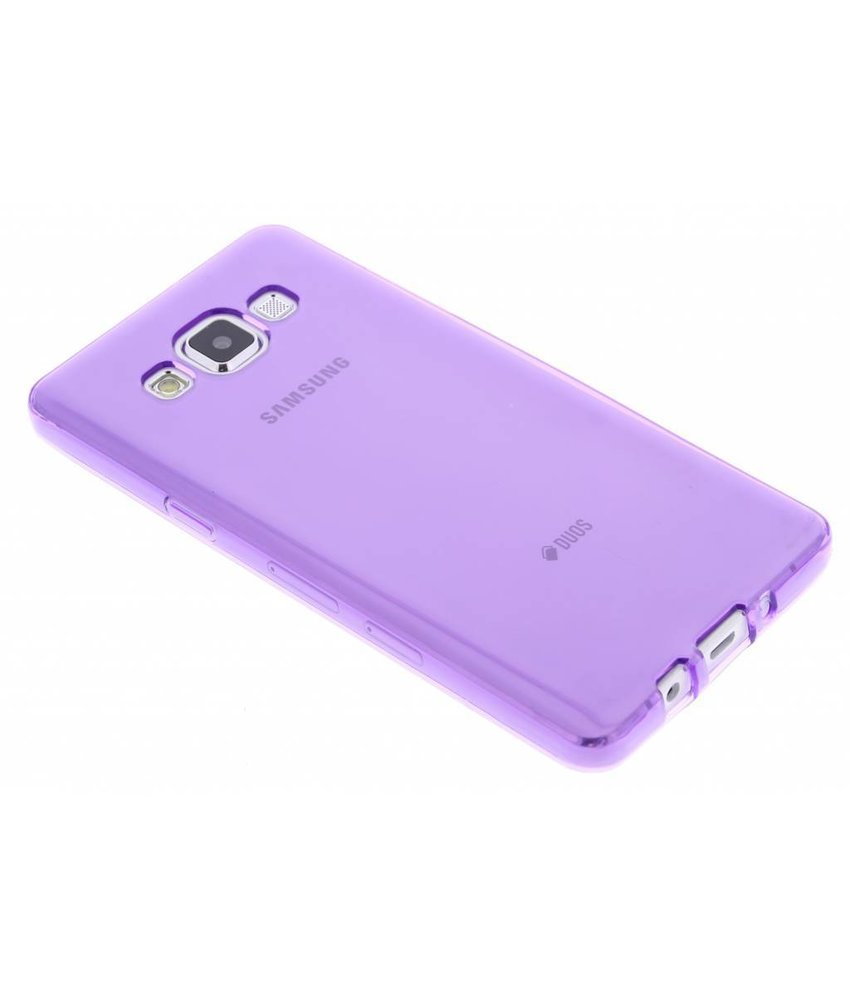 Softcase Backcover Samsung Galaxy A5