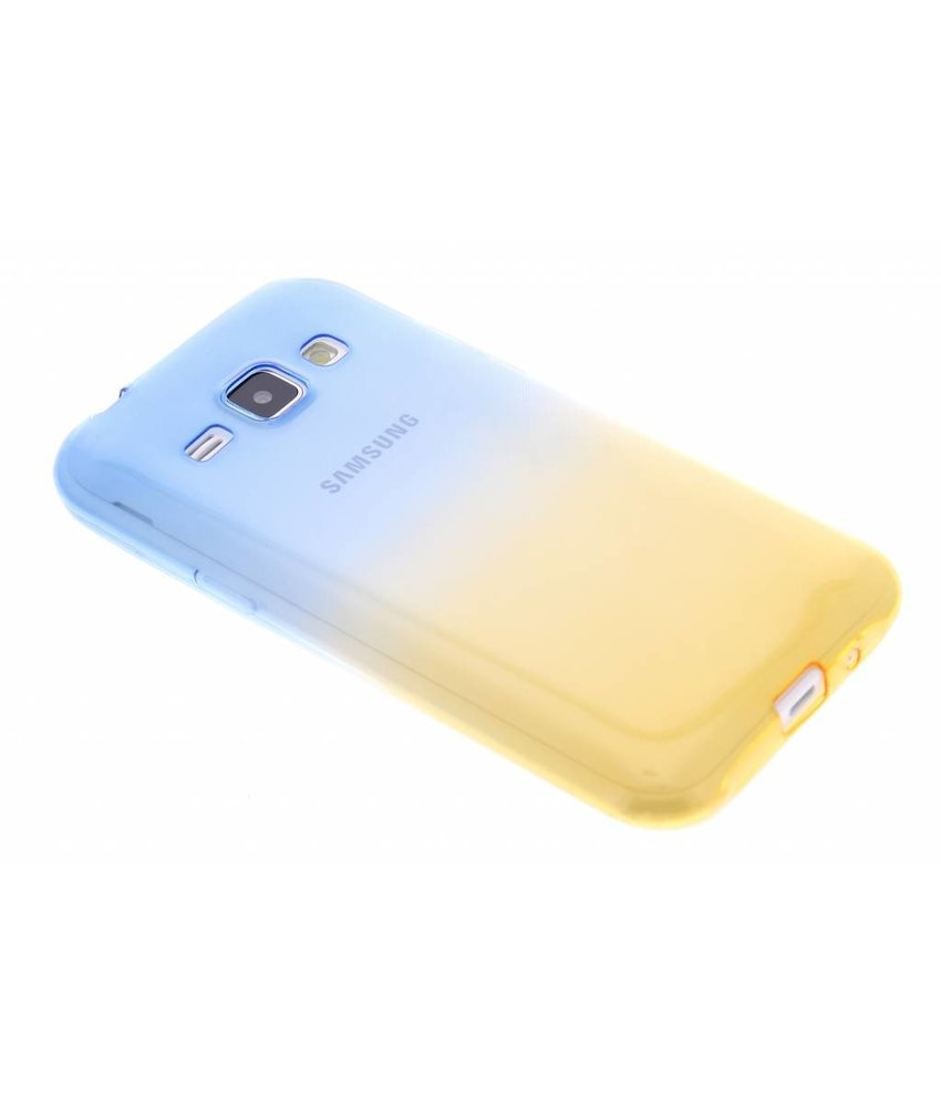 Tweekleurige Backcover Samsung Galaxy J1