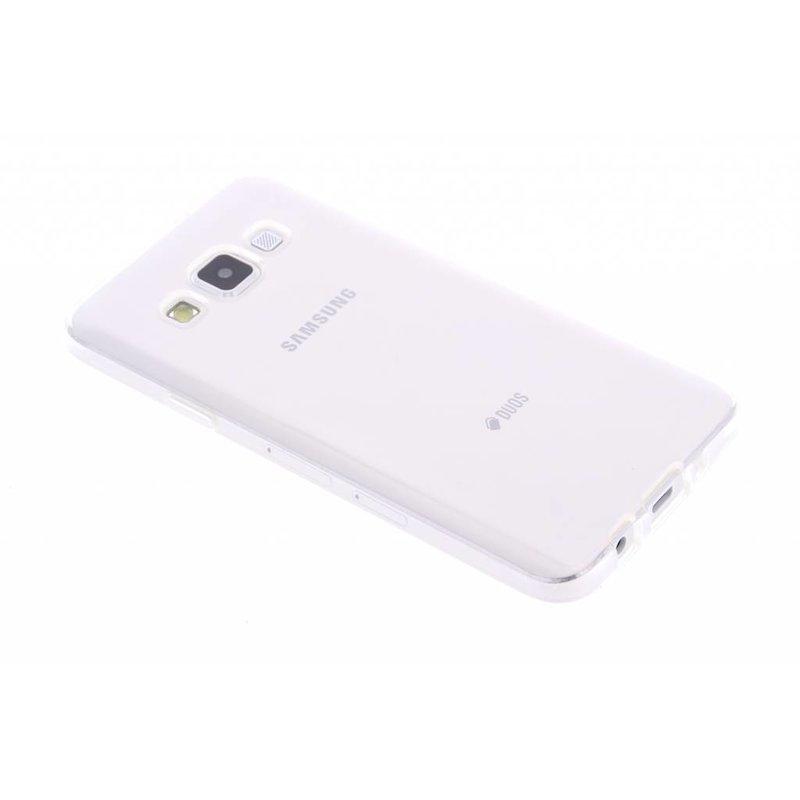 Softcase Backcover Samsung Galaxy A3