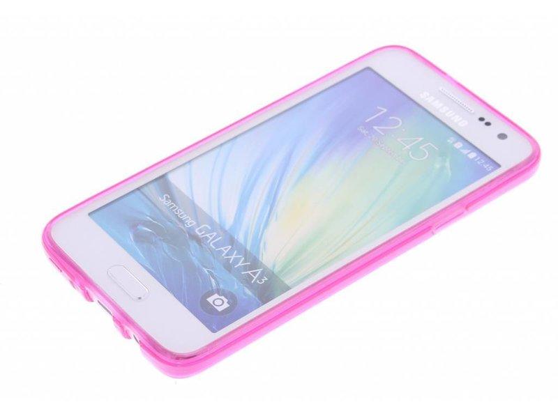 Samsung Galaxy A3 hoesje - Hard Backcover voor Samsung