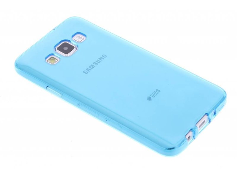 Samsung Galaxy A3 hoesje - Softcase Backcover voor Samsung