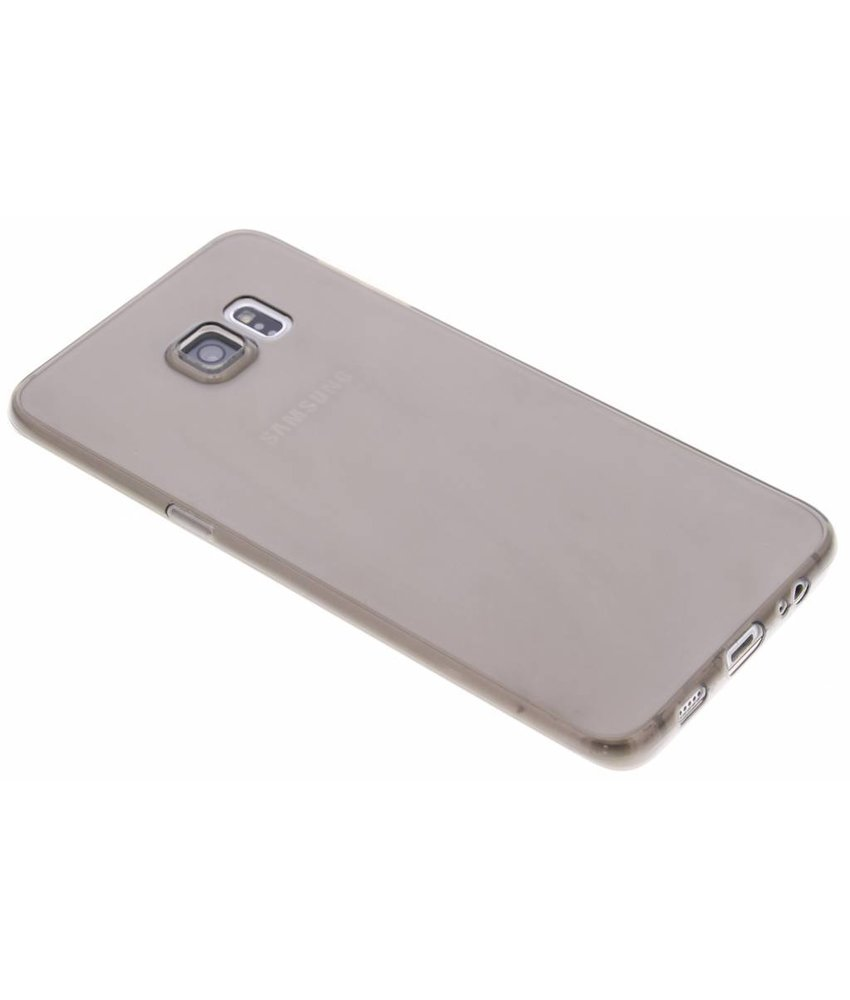 Ultra Thin Transparant Backcover Samsung Galaxy S6 Edge Plus