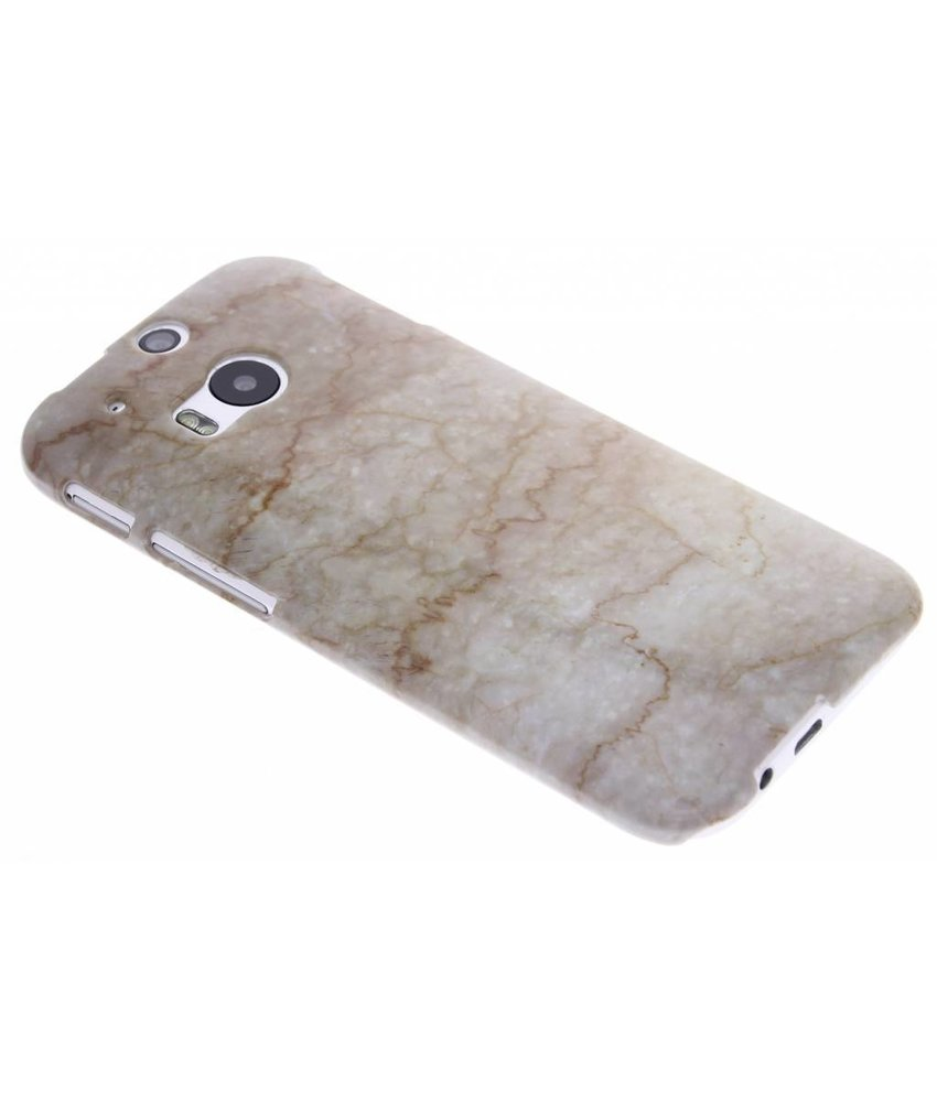 Marmer Hardcase  Backcover HTC One M9