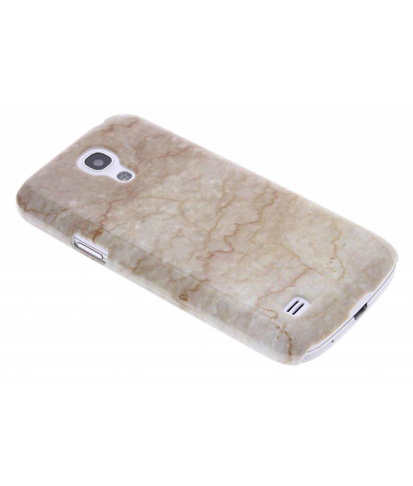 Marmer Hardcase  Backcover Samsung Galaxy S4 Mini