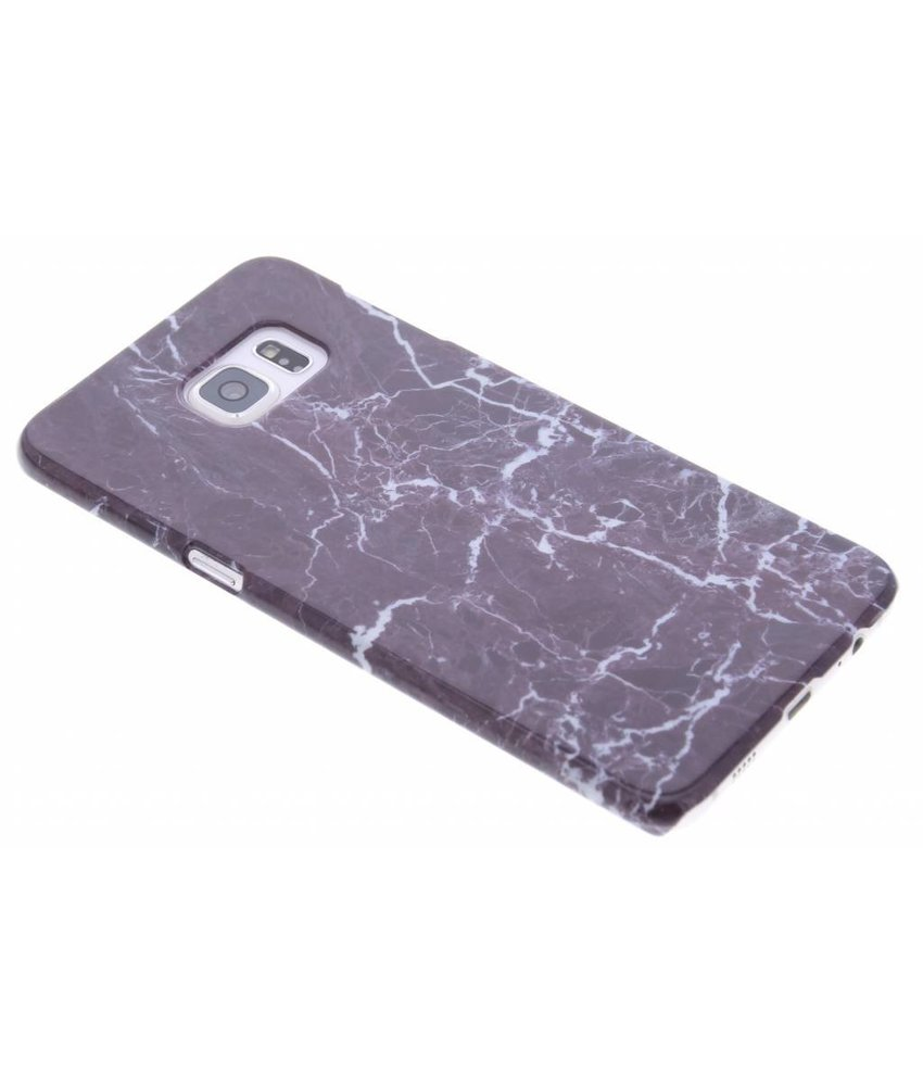Marmer Hardcase  Backcover Samsung Galaxy S6 Edge Plus