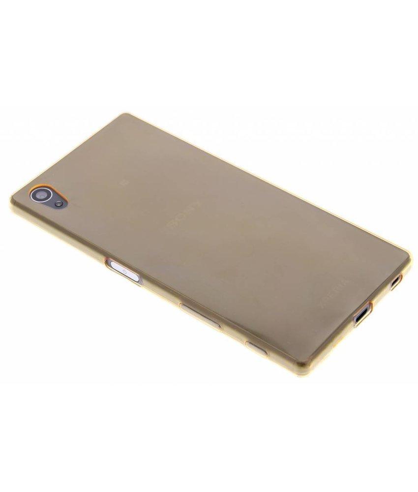 Ultra Thin Transparant Backcover Sony Xperia Z5