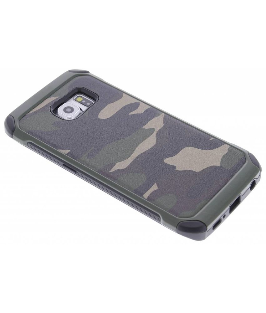 Army Defender Backcover Samsung Galaxy S6 Edge