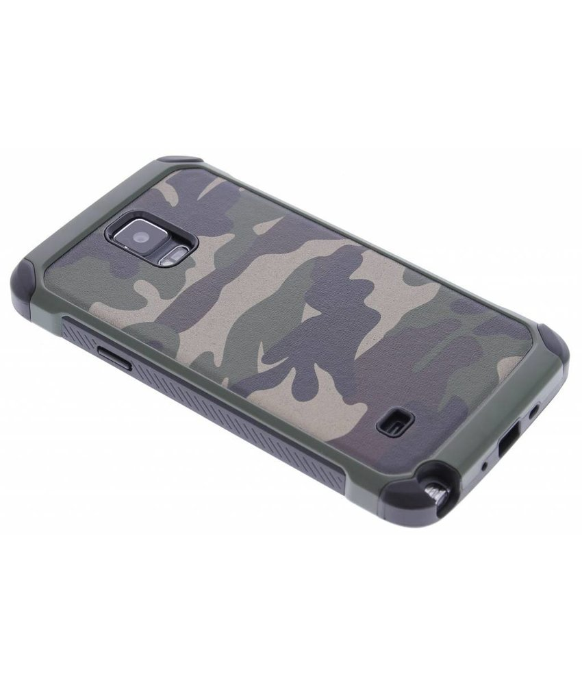 Army Defender Backcover Samsung Galaxy Note 4