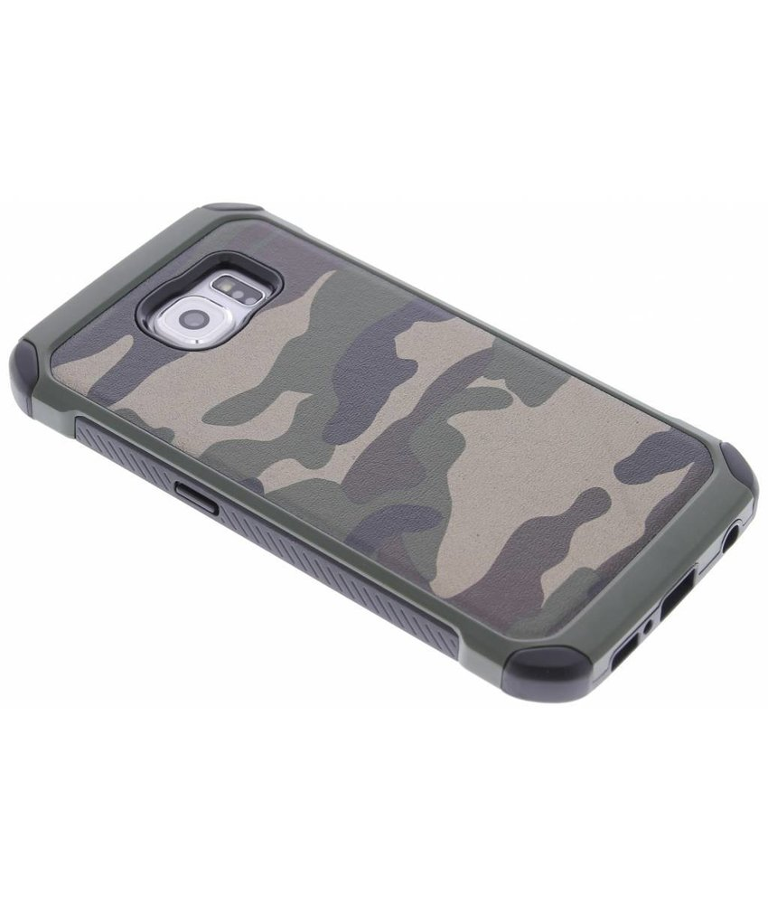 Army Defender Backcover Samsung Galaxy S6