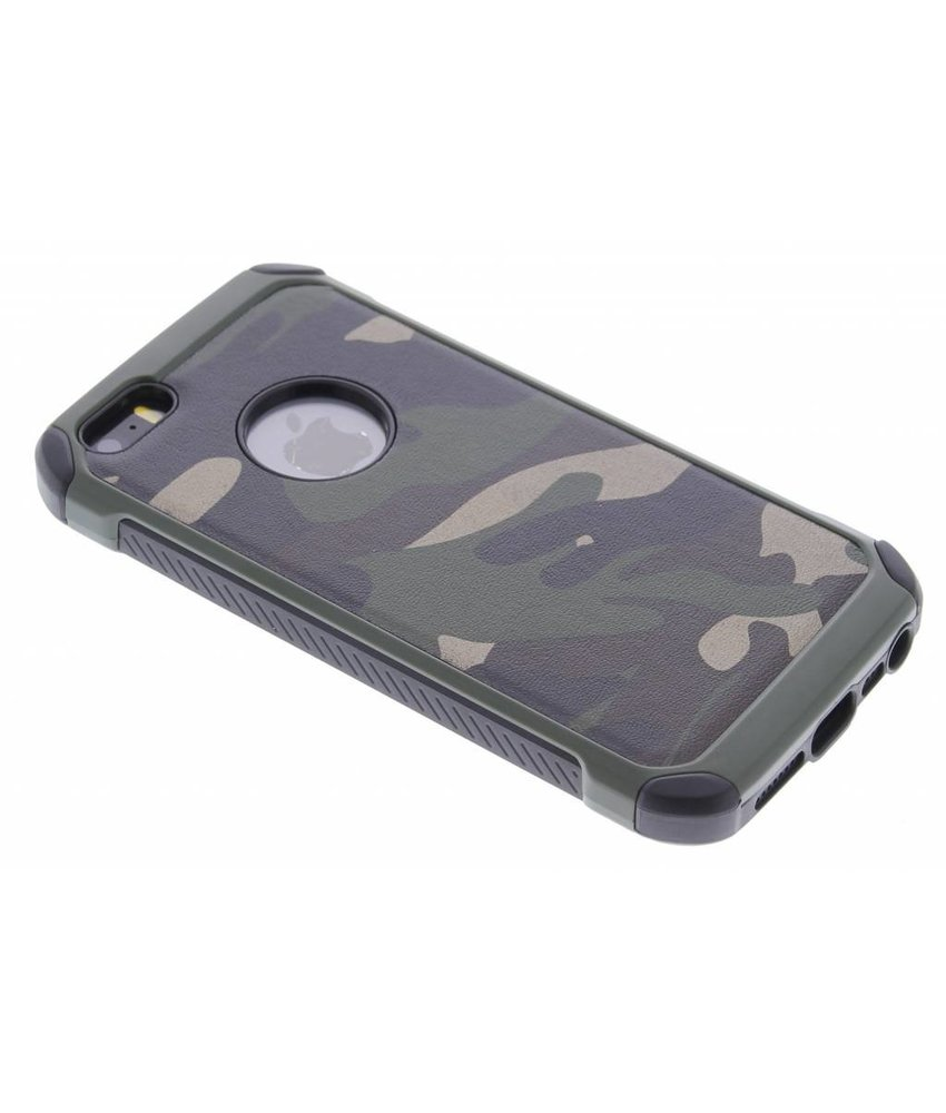 Army Defender Backcover iPhone SE / 5 / 5s