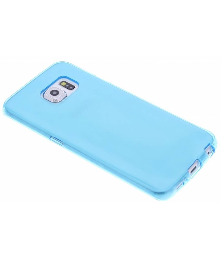 Softcase Backcover Samsung Galaxy S6 Edge