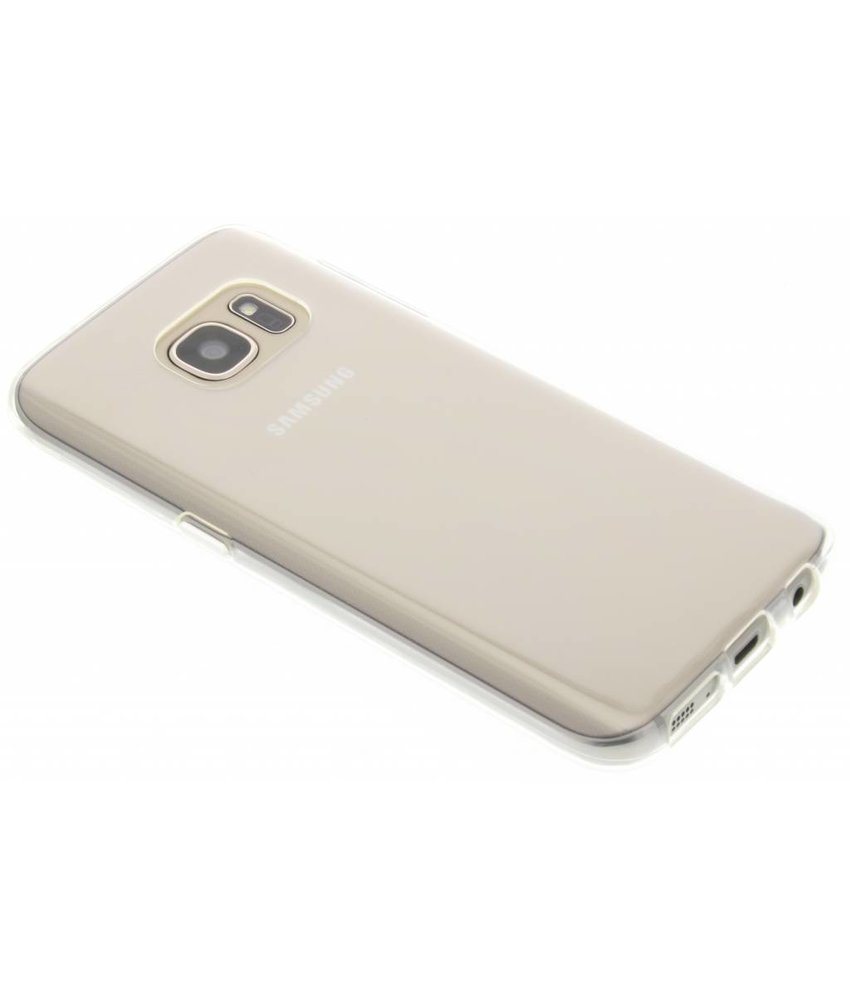 Softcase Backcover Samsung Galaxy S7